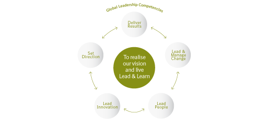 Global Leadership competencies